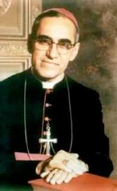 Slain Salvadoran Archbishop Oscar Romero is pictured in an undated file photo. Oscar Arnulfo Romero was born in Ciudad Barrios, El Salvador, in 1917. He was assassinated March 24, 1980, while celebrating Mass in the chapel of San Salvador's Hospital of Divine Providence. He was a vigorous defender of the powerless and the poor and a critic of unjust military and government actions during a time of civil unrest in his country. (CNS file photo) (March 7, 2003)